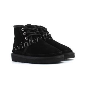 Ботинки Детские Neumel II - Black