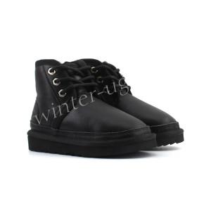 Ботинки Детские Обливные Neumel - Black