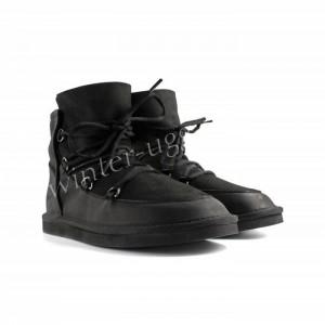 Мужские Ботинки Levy - Black