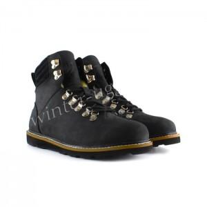 Мужские Ботинки Capulin - Black