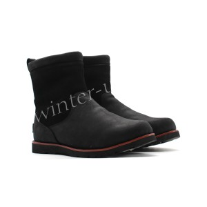 Мужские Ботинки Hendren TL - Black
