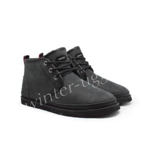 Мужские Ботинки Neumel Waterproof - Black