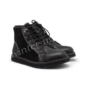 Мужские Ботинки Navajo - Black