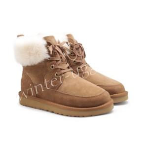 Женские Ботинки Liana Boot - Chestnut