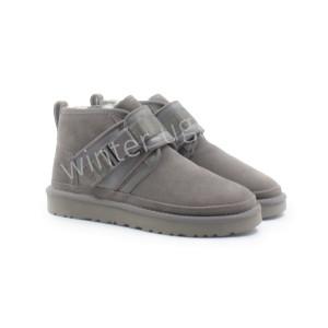 Мужские ботинки Neumel Snapback - Grey