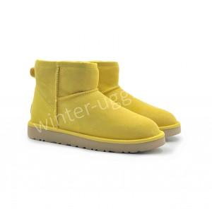 Угги Мини Непромокаемые II - Yellow