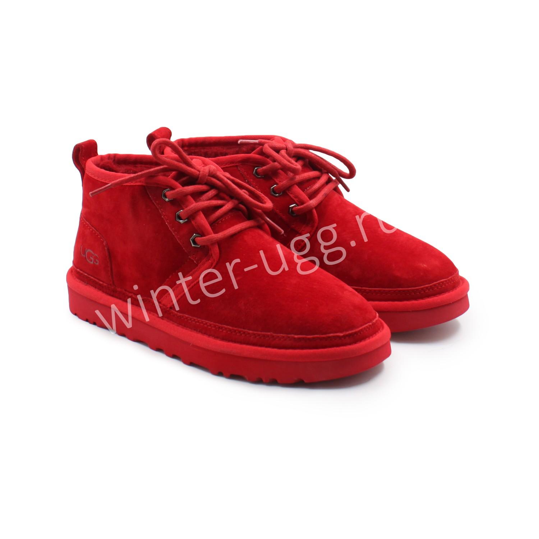Женские Ботинки Neumel - Red