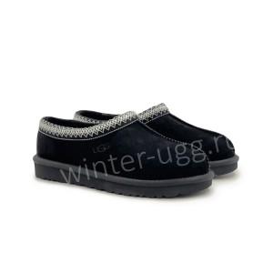 Мужские  Slipper - Black