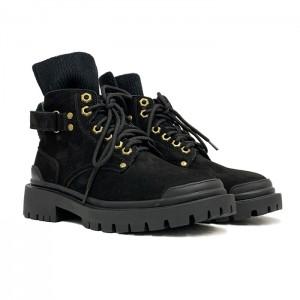 Женские Ботинки Martin - Black