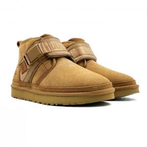 Мужские ботинки Neumel Snapback - Chestnut