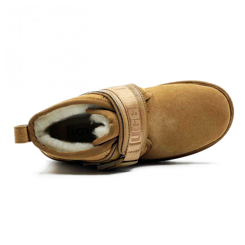 Женские Ботинки Neumel Snapback - Chestnut
