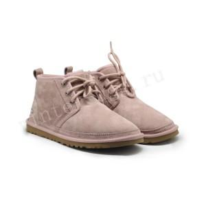 Женские Ботинки Neumel Suede - Dusk