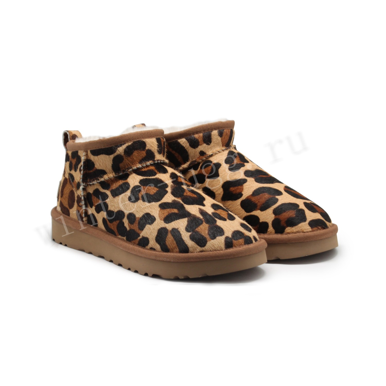 Классический Ультра Мини - Leopard