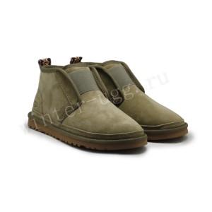 Женские Ботинки Neumel Flex - Khaki