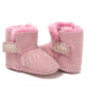 Пинетки для малышей ERIN - Pink