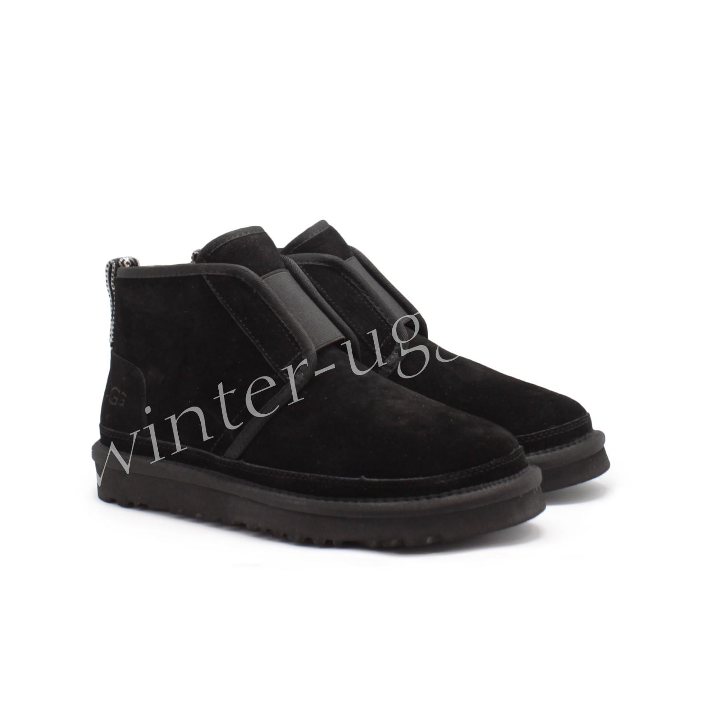 Женские Ботинки Neumel Flex - Black