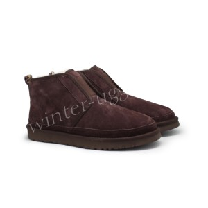 Мужские Ботинки Neumel Flex - Chocolate