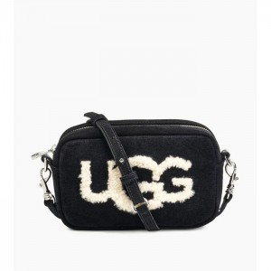 Сумка Honey Sheepskin Bag - Black