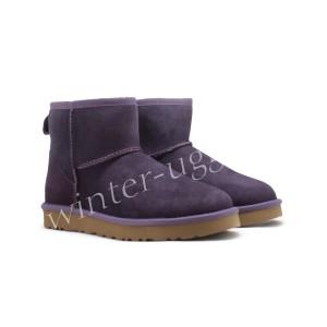 Угги Мини Непромокаемые - Purple