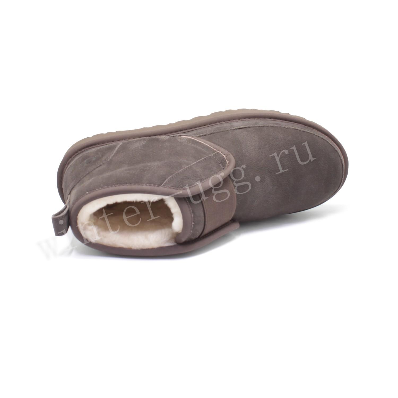 Мужские Ботинки Neumel Flex Nubuck - Chocolate