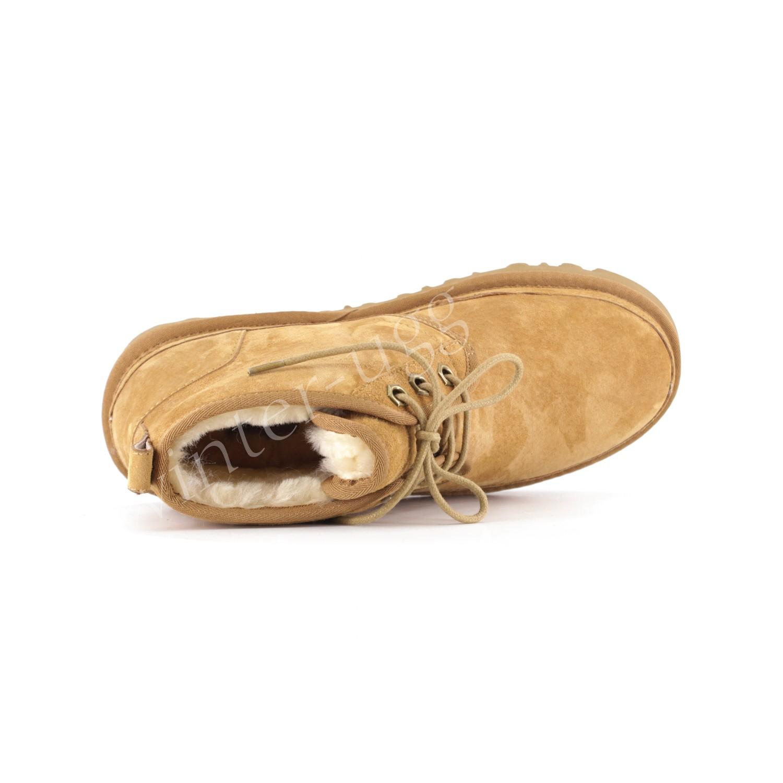 Женские Ботинки Neumel - Chestnut