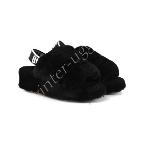 Fluff Yeah Slide - Black