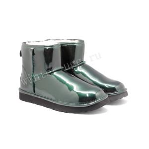 Мини Угги Patent - Emerald