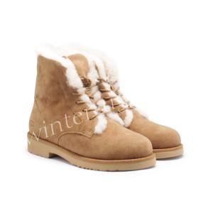 Женские Ботинки Quincy Boot - Chestnut