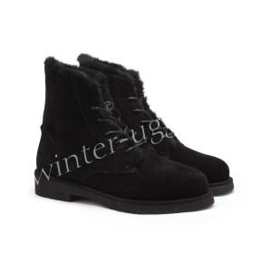 Женские Ботинки Quincy Boot - Black