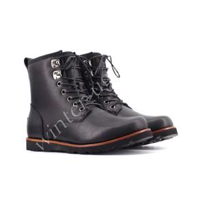 Мужские Ботинки Hannen TL - Black