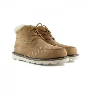 Мужские Ботинки Ailen - Chestnut