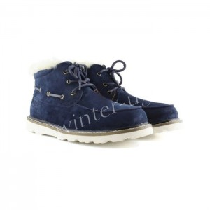 Мужские Ботинки Ailen - Navy