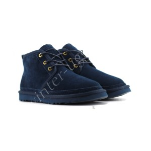 Мужские Ботинки Neumel - Navy