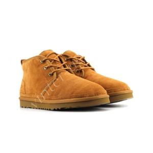 Мужские Ботинки Neumel - Chestnut