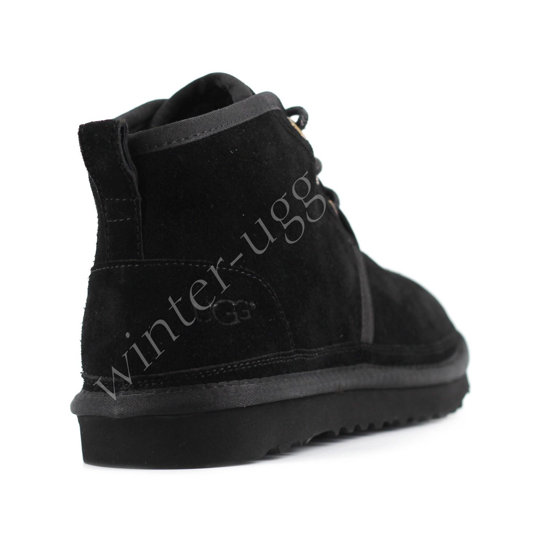Мужские Ботинки Neumel - Black