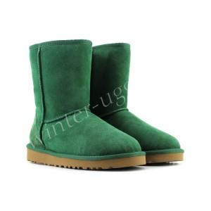 Угги Непромокаемые Classic Short - Green