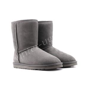 Угги Непромокаемые Classic Short - Grey