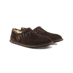 Мужские Slippers Scuff Romeo II - Chocolate
