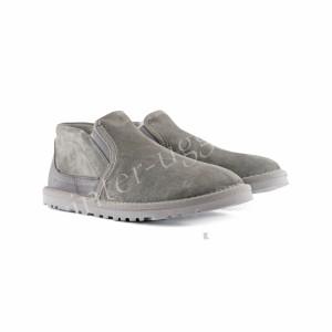 Мужские Slippers - Grey