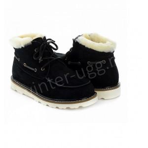 Мужские Ботинки Ailen - Black