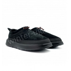 Мужские Slippers Neuland - Black