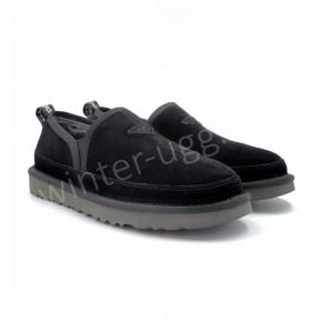 Мужские Slippers Romeo - Black