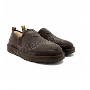 Мужские Slippers Romeo - Chocolate