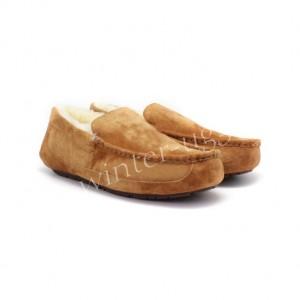 Мужские Мокасины  Ascot - Chestnut