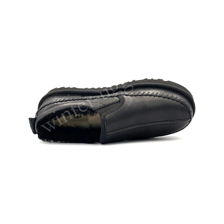 Мужские Slippers Tasman Leather - Black