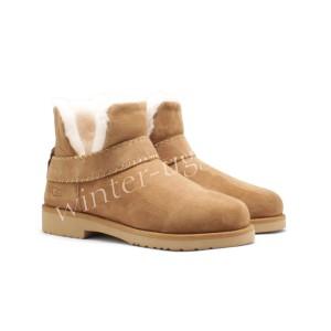 Женские Угги Mckey Boot - Chestnut