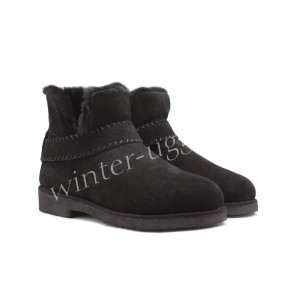Женские Угги Mckey Boot - Black
