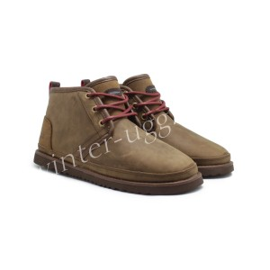 Мужские Ботинки Neumel Waterproof - Grizzly