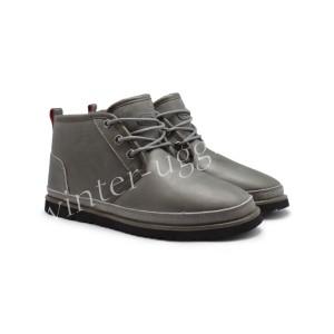 Мужские Ботинки Neumel Waterproof - Grey
