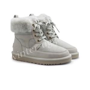 Женские Ботинки Liana Boot - Grey Violet